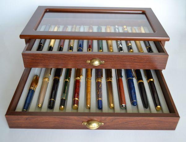 Colecção canetas tinta permanente Vaccaro (24) vintaje