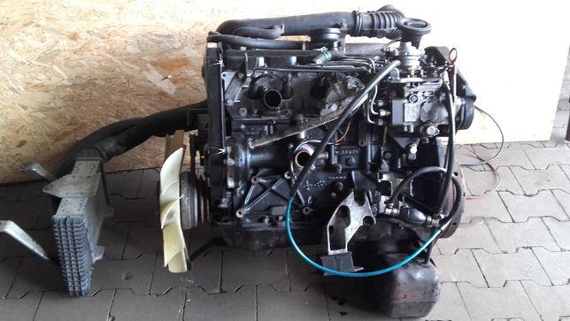 Silnik Volkswagen Lt 2,4 tdi Vw  kompletny , montaż