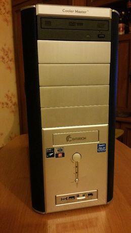 Компьютер на базе Asus P5QL-E + Intel Core 2 Duo E8500 + ОЗУ Hynix 6Gb