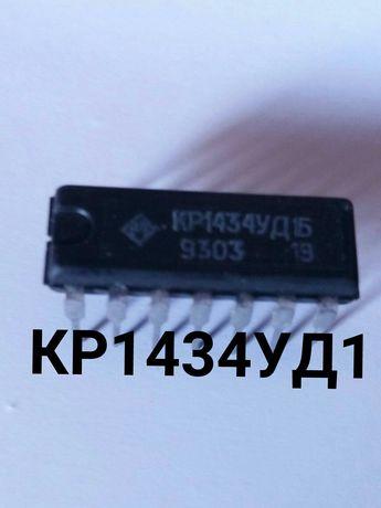 микросхемы КР1434уд1 (К157УД2) розница 8грн. Опт6