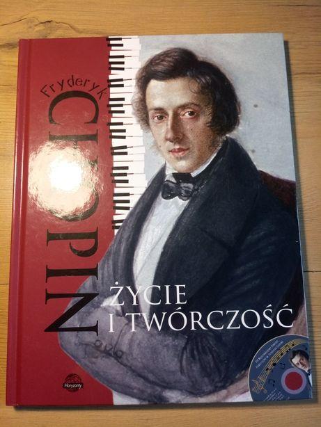 Fryderyk Chopin-życie i twórczość +CD