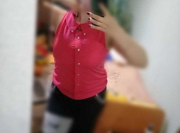 Лёгкая летняя женская блузочка