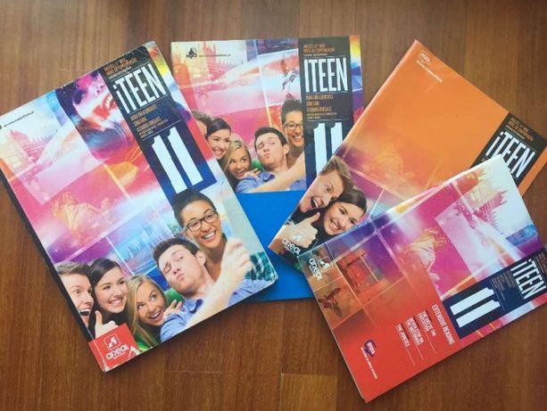 Livros de Inglês do 11 ano