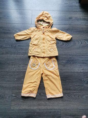 Kombinezon - kurtka i spodnie przejściowe