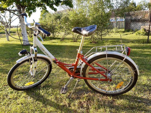 Rower dziecięcy 24