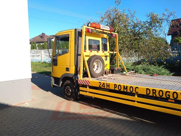 pomoc drogowa 24h i usługi transportowe