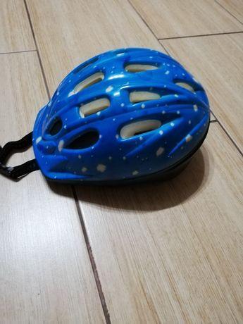 Kask rowerowy dziecięcy L