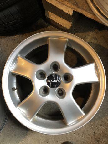 Felgi aluminiowe Ronal 16 5x120 BMW