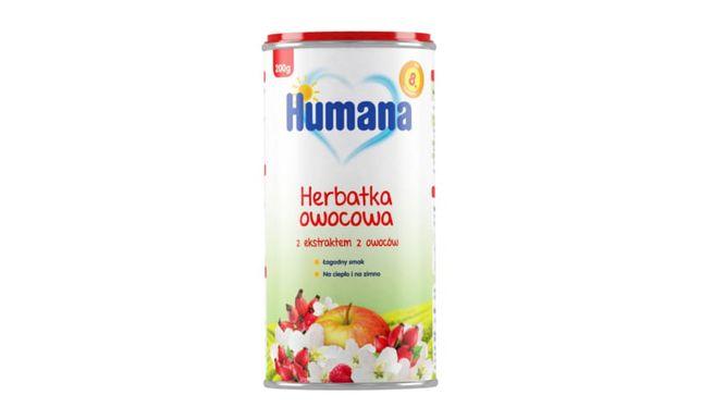 Humana Herbatka Owocowa Po 8 Miesiącu 200G