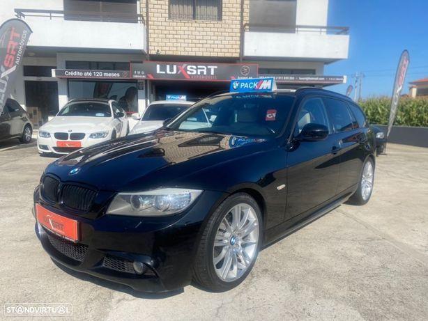 BMW 318 d Touring Navigation Sport