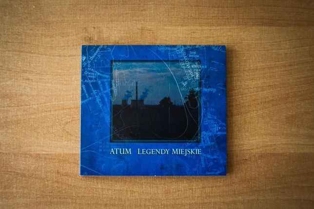 ATUM - LEGENDY MIEJSKIE (CD, dark ambient, field recording) Docetism