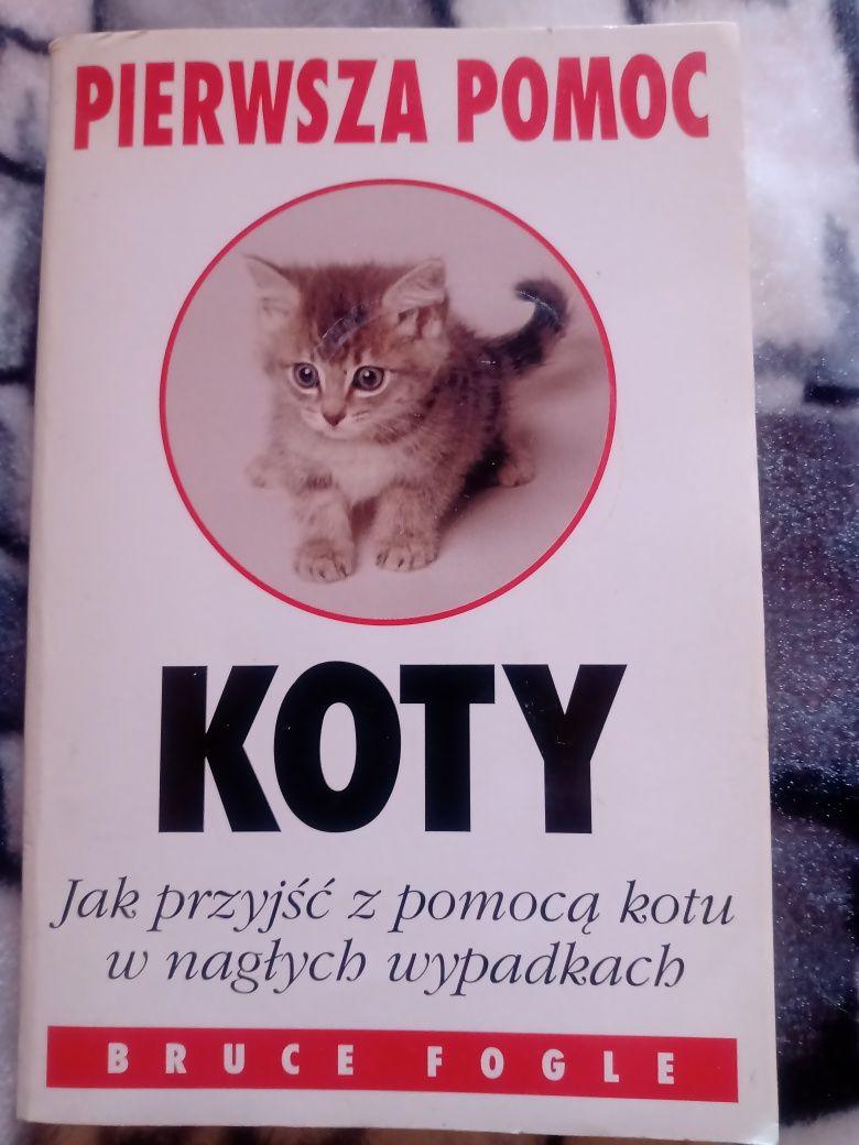 Koty Pierwsza pomoc Bruce Fogle
