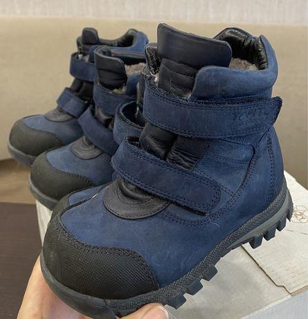 Зимние ботинки topitop 25 размер