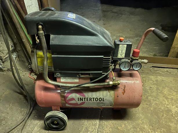 компрессор intertool pt-0010