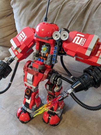 Большой Lego робот 30с