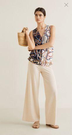 Новая блузка Mango, оригинал Испания, размер S