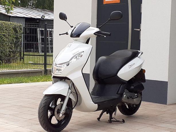 Peugeot Kisbee 50cc 2016r., transport, raty