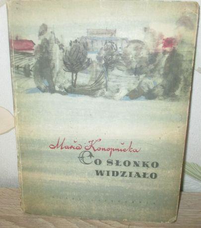książka- co słonko widziało