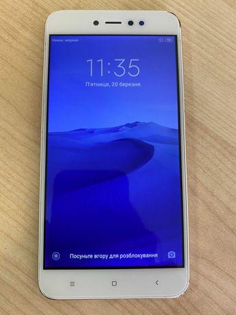 Смартфон Xiaomi Redmi Note 5A 32 Gb (81443) Уценка