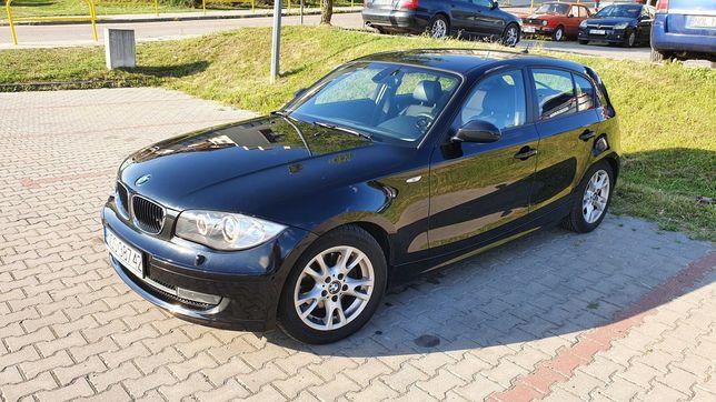 BMW 120d 177km mpakiet zamiana