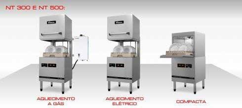 Máquinas de Lavar Loiça Industriais Novas e Usadas