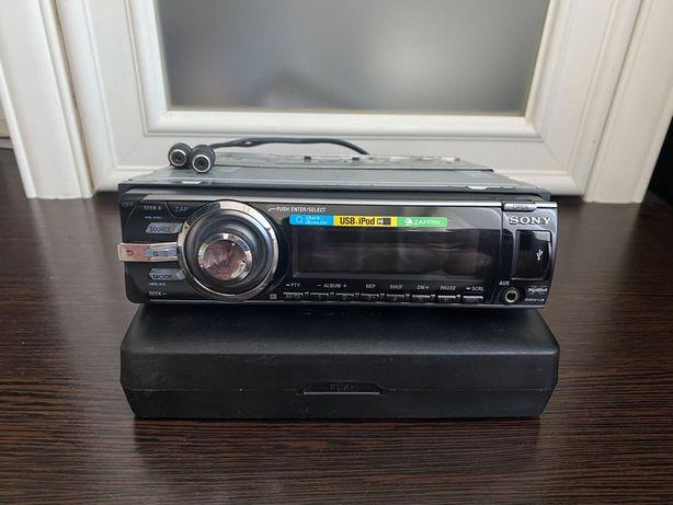 Магнітола Магнітофон Магнитола Автомагнитола Sony CDX GT647UI