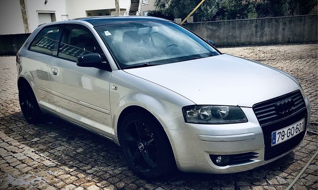 Audi a3 2.0tdi 8p