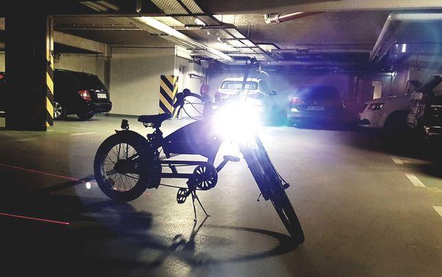 Chopper Rower elektryczny Nexus 3 - Unikat - CHCESZ INNY? ODEZWIJ SIE!
