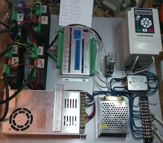 Ремонт, настройка, модернизация, обслуживание ЧПУ оборудования