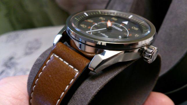 """Часы """"CITIZEN"""" AW1361-10H Eko-Drive. НОВЫЕ !!!"""