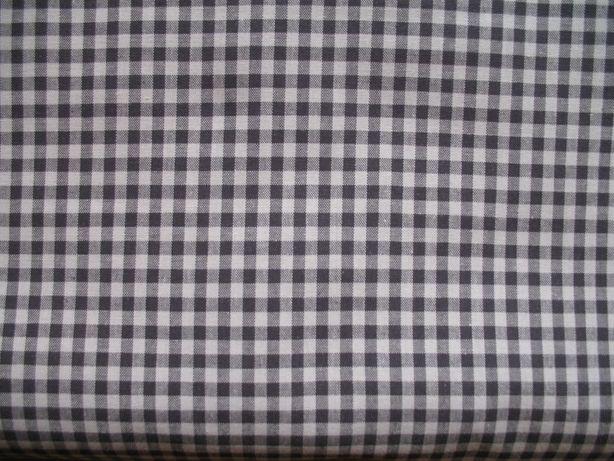 Bawełna w kratkę Vichy, na sukienki, bluzki lub spodnie letnie