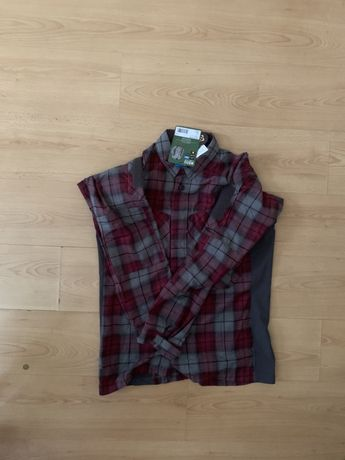 Koszula Helikon MBDU Flannel Ruby Plaid rozmiar L