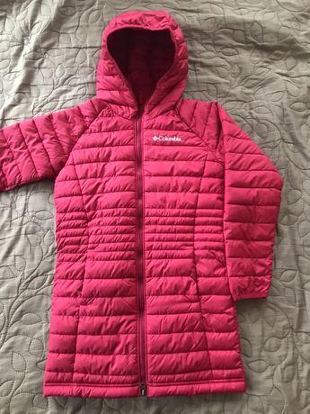 Демисезонное пальто Columbia для девочки