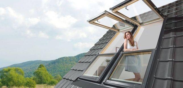 Okna Dachowe / Sprzedaż / Montaż
