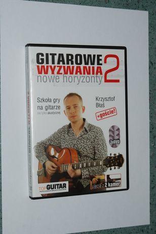 Gitarowe Wyzwania Krzysztof Błaś zestaw 2 płyt