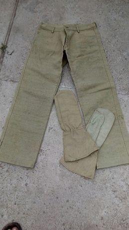 Зварювальні штани з рукавицями