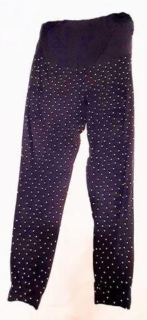 Spodnie legginsy ciążowe