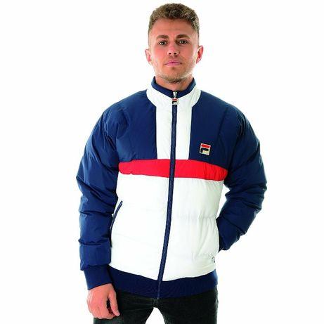 Осенне-зимняя куртка Fila