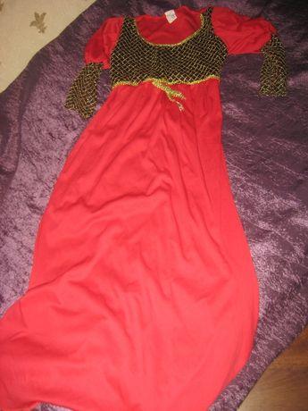 Платье, костюм принцессы, р. 42-44