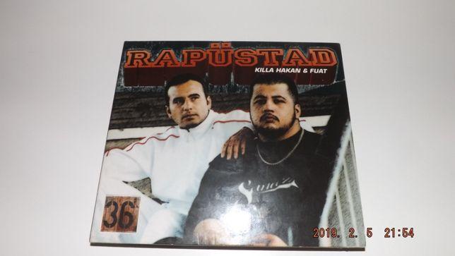 Niemicki HIP-HOP, Rapüstad, płyta CD nowa, UNIKAT! Niemcy-Turcja OKAZJ