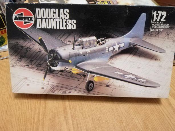 Douglas dauntless 1:72 сборная модель Airfix