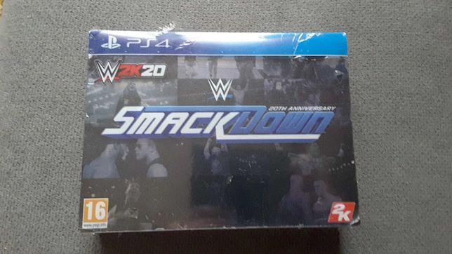 Gra W2K20 Smackdown na PS4, 20th anniversary, wersja kolekcjonerska