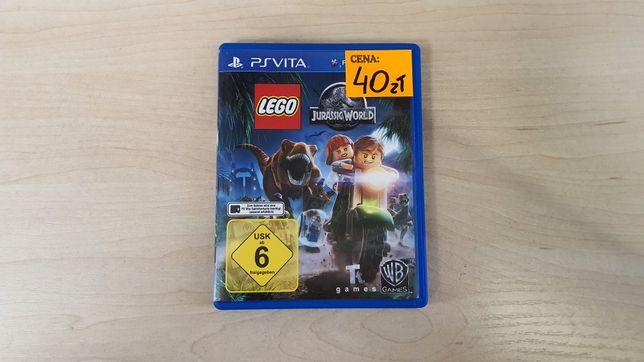 Gra LEGO Jurassic World PS Vita