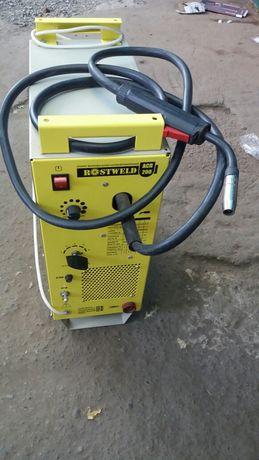 Півавтомат на 220 та 380 вольт