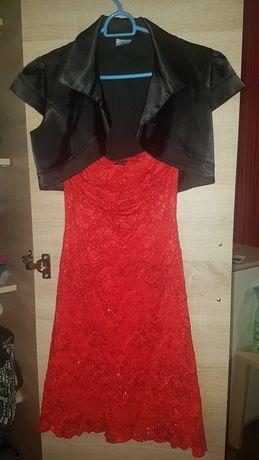 Sukienka + bolerko