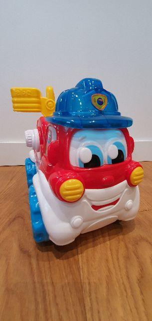OKAZJA! Interaktywny Wóz strażacki. Adaś dzielny strażak CLEMENTONI