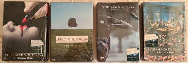 Sete Palmos da Terra - Série