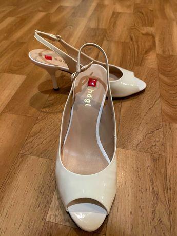 Туфли женские Hogl из натуральной кожи 37 размер