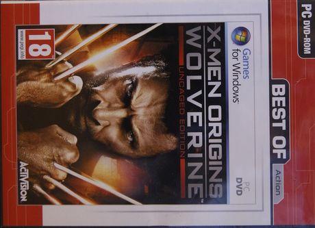 Orginalna gra XMEN Origins Wolverine PC PLvNowa