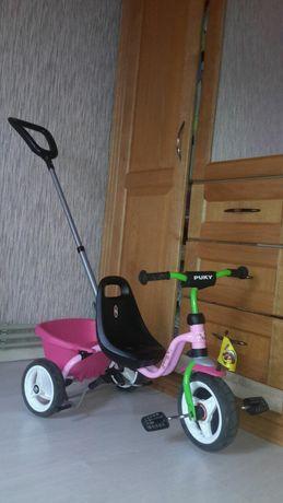 трехколескый велосипед puky